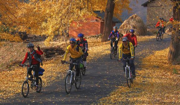 安陆:1500人确保山地自行车挑战赛赛事安全
